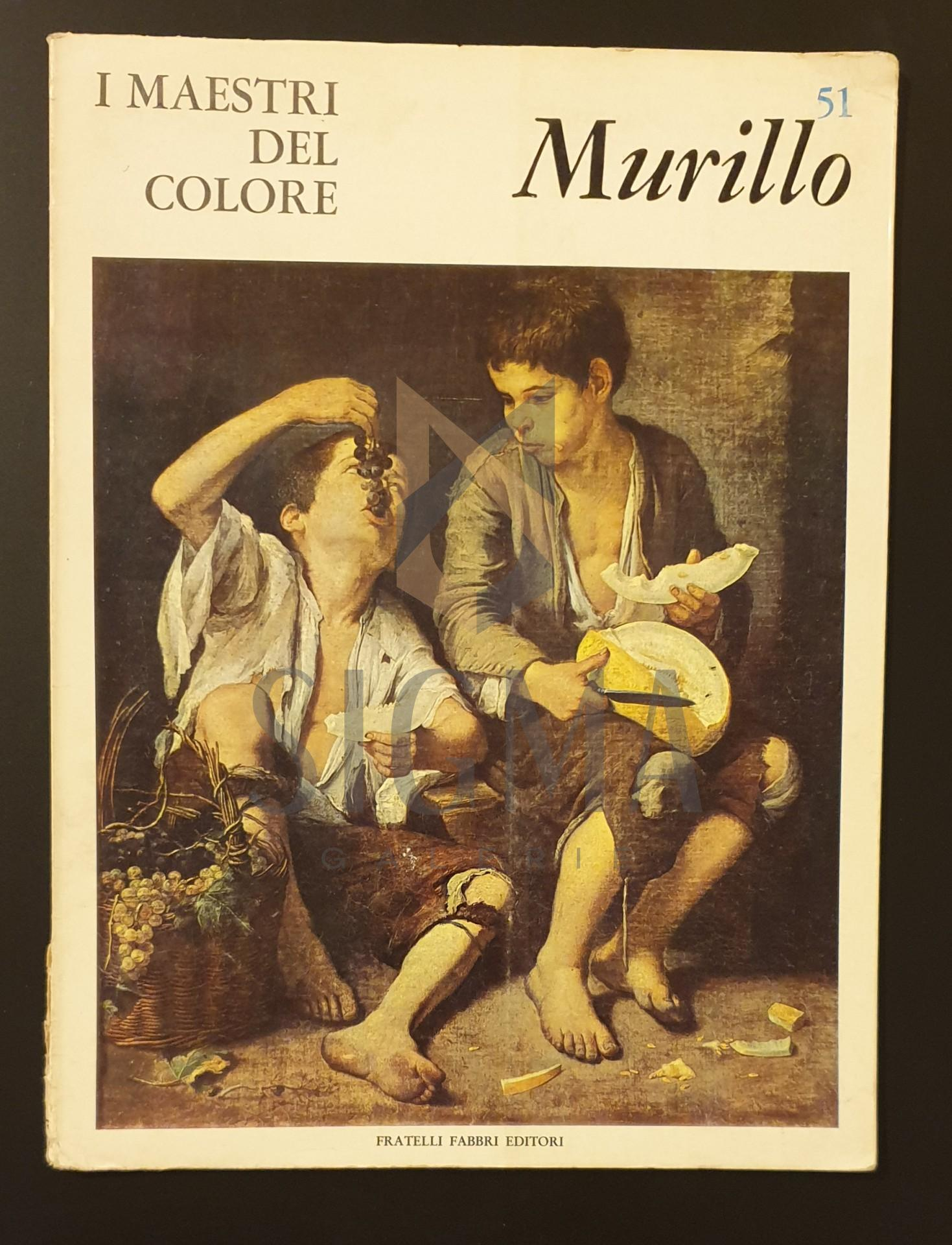 I Maestri del colore  *  Murillo