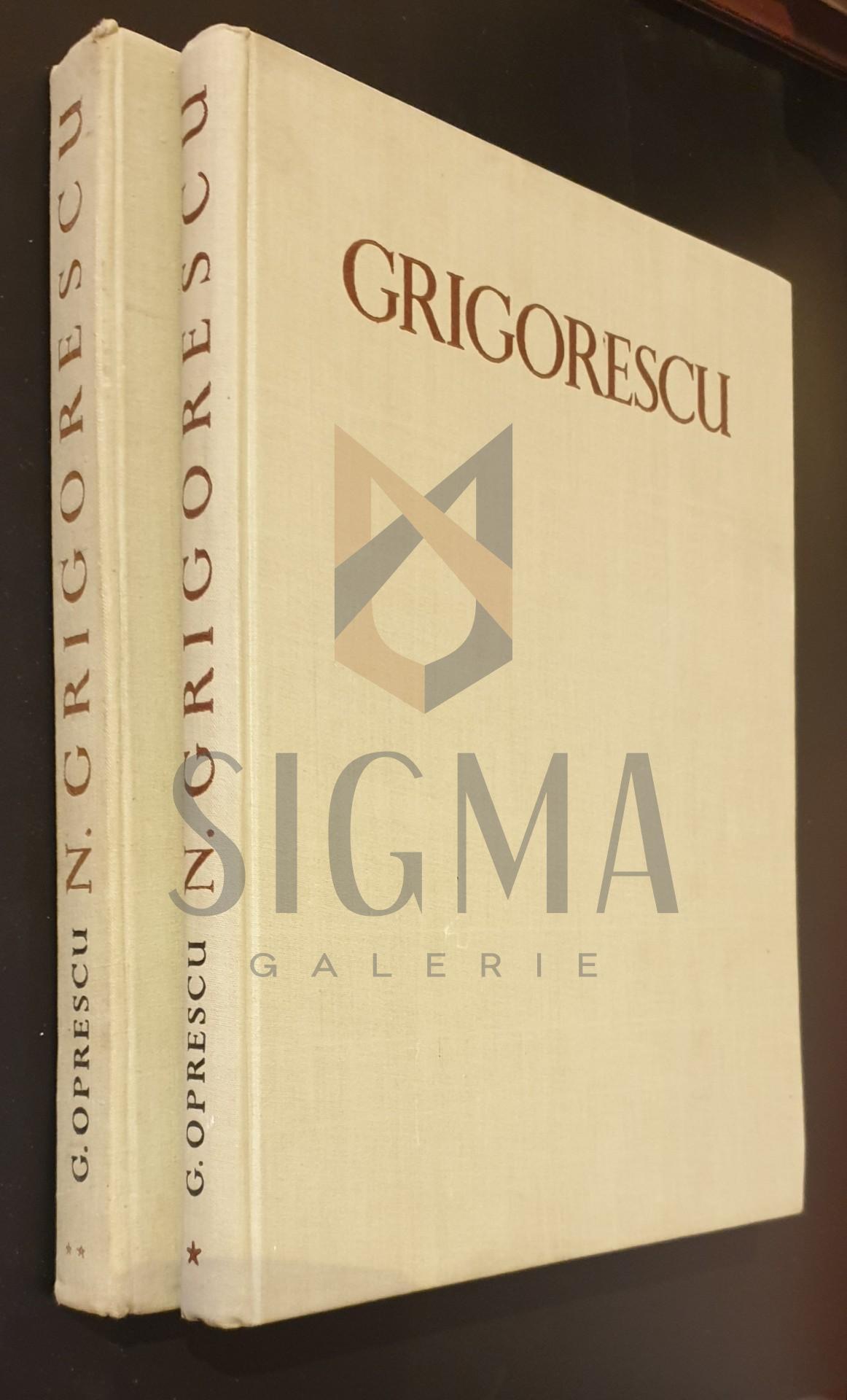 Nicolae Grigorescu  2 volume