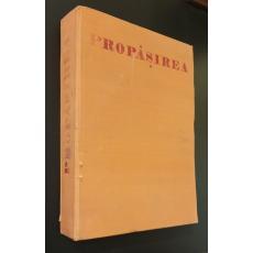 Propasirea  *  Foaie stiintifica si literara