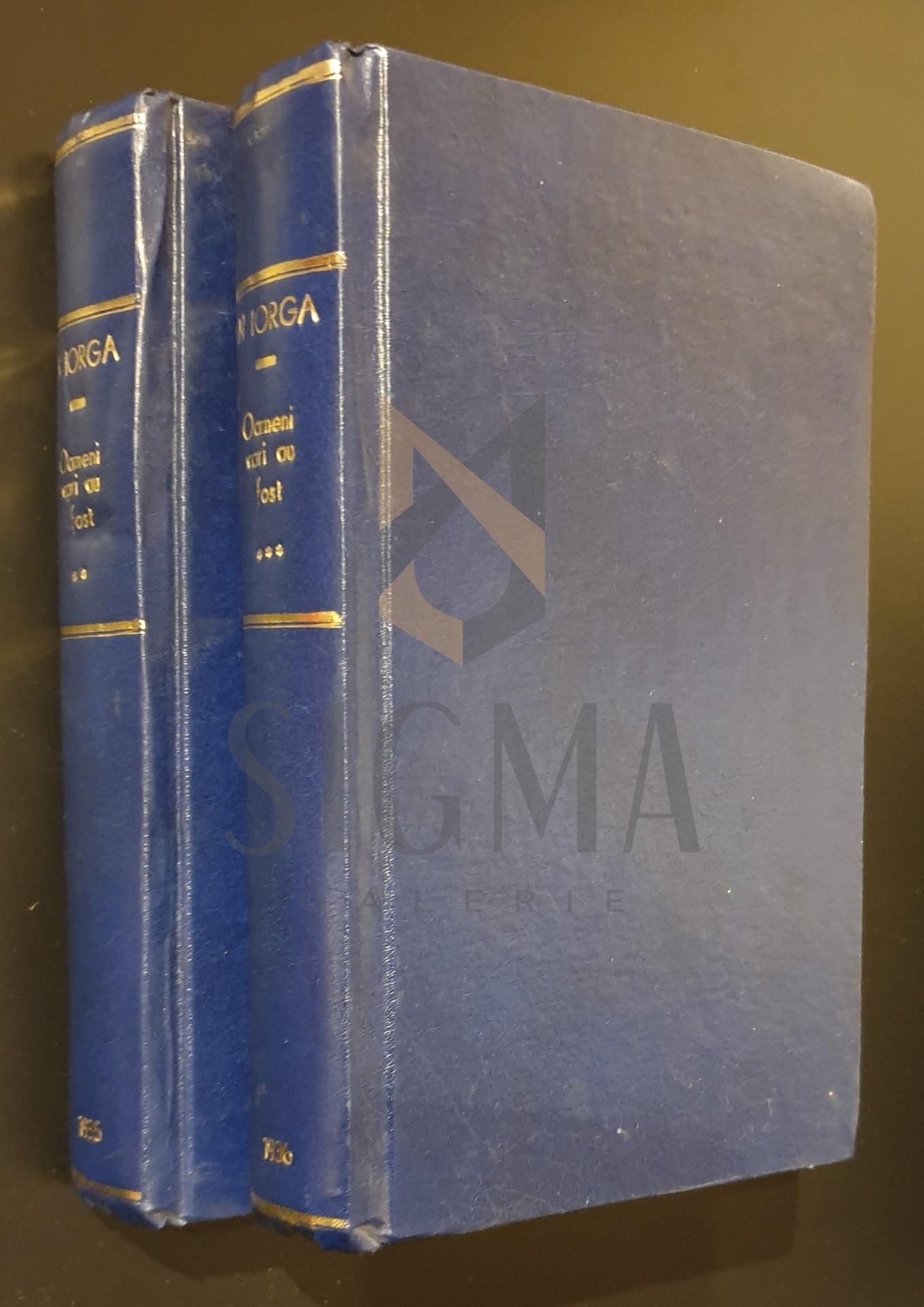 Oameni cari au fost  volumele II si III