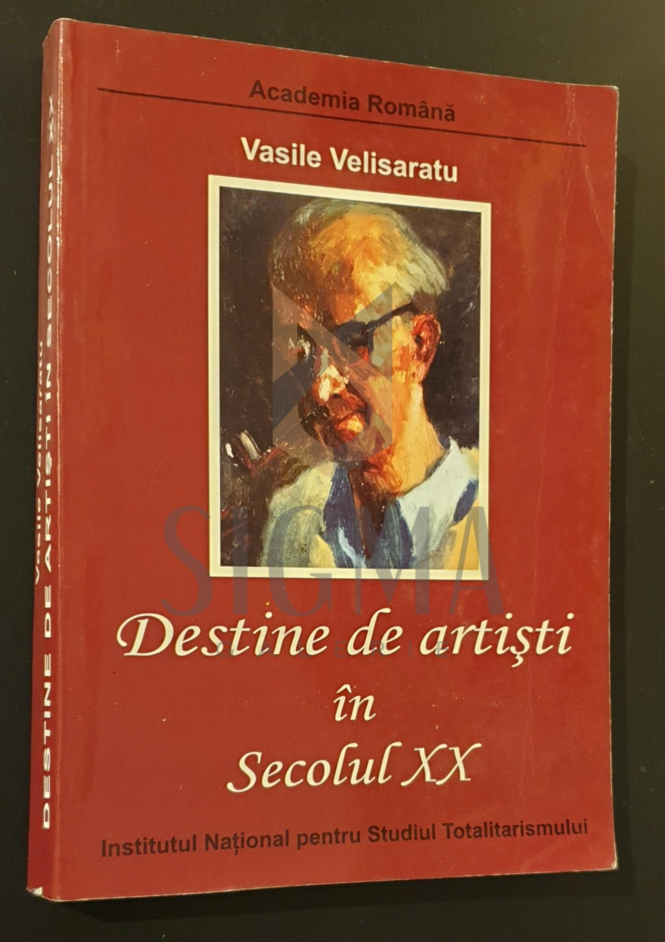 Destine de artisti in Secolul XX