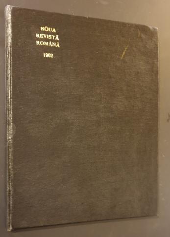 Noua Revista Romana  * Nr. 47 si 48 din Ianuarie 1902