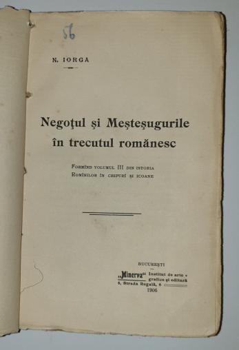 N. IORGA