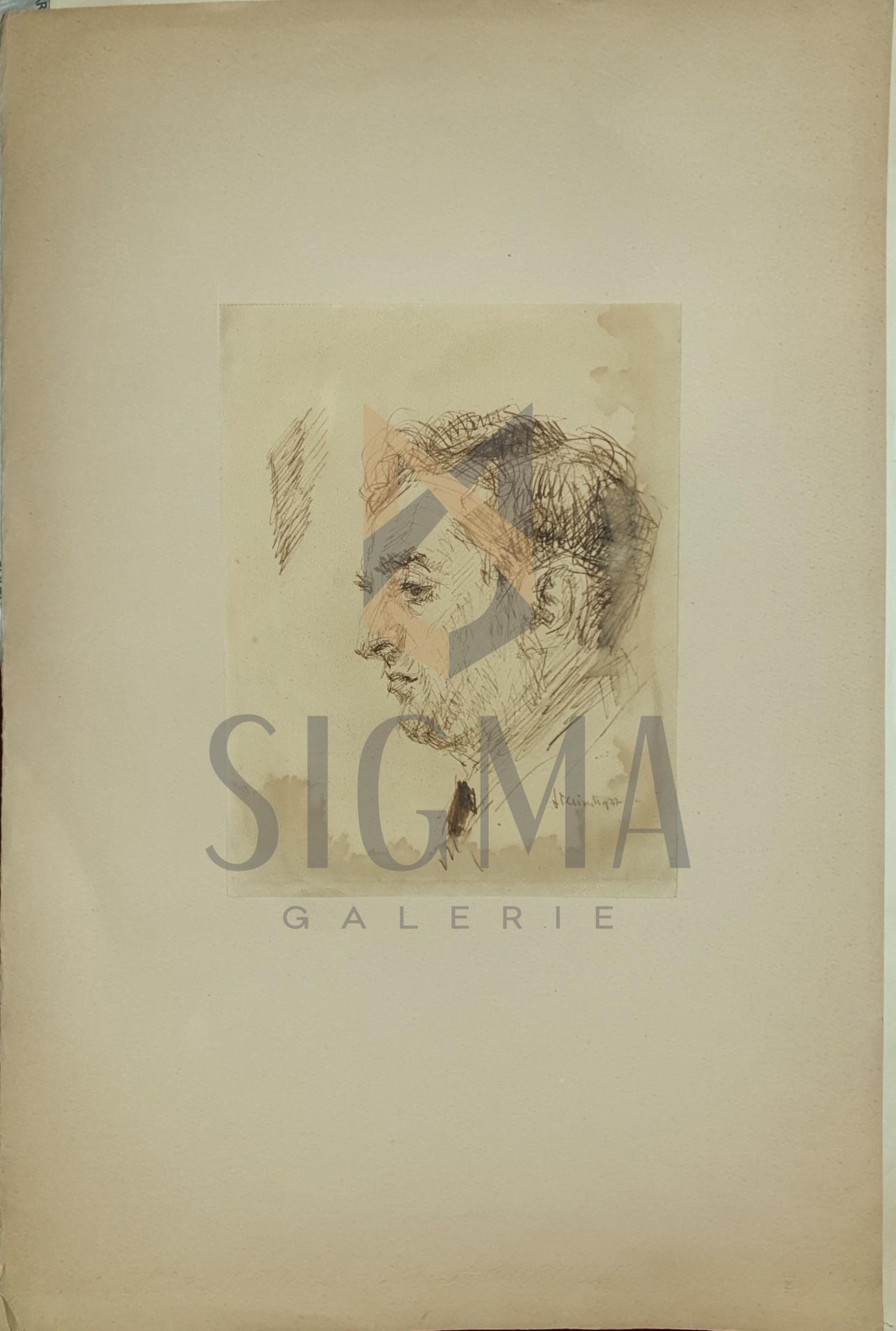 "JEAN ALEXANDRU STERIADI , "" POETUL GEORGE MAGHERU "" , tus , 1937"