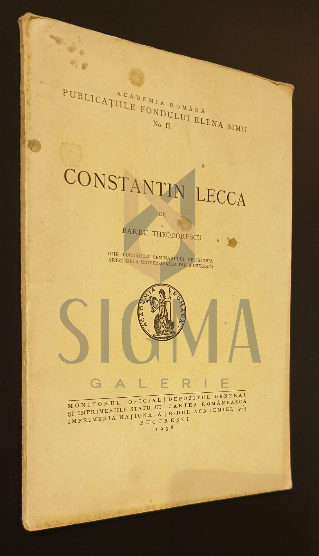 Constantin Lecca