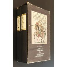 Carti populare in literatura romaneasca, vol. I si II
