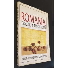 Romania evolutie in timp si spatiu  *   Arhivele Nationale ale Romaniei