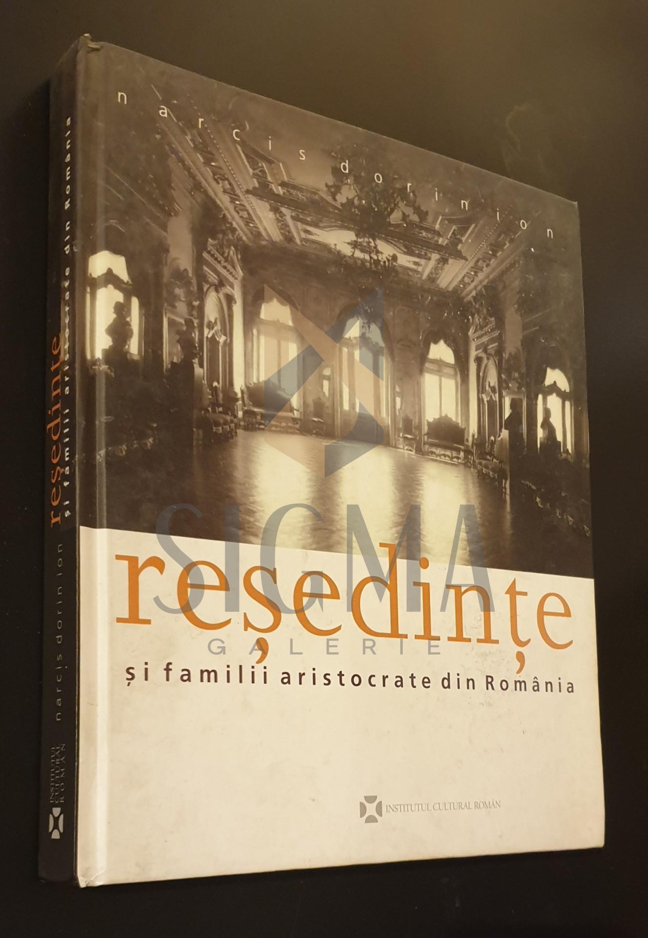 Resedinte si familii aristocrate din Romania