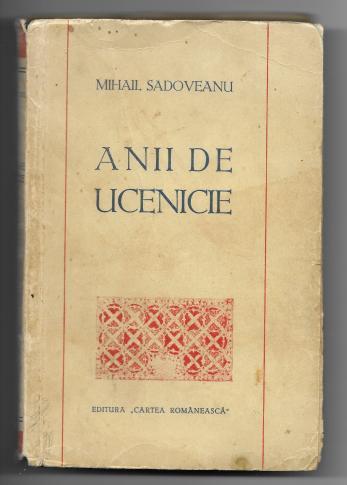 MIHAIL SADOAVEANU,