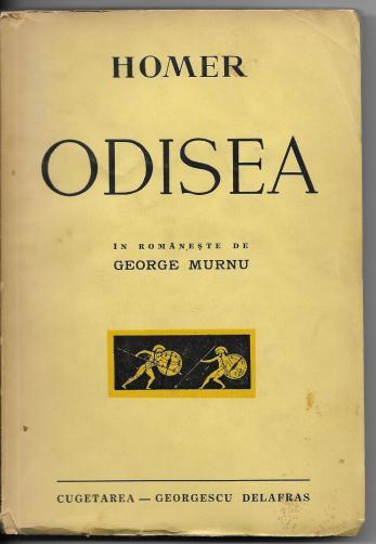 HOMER ( in romaneste de George Murnu )