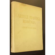 Artele plastice in Romania dupa 23 August 1944