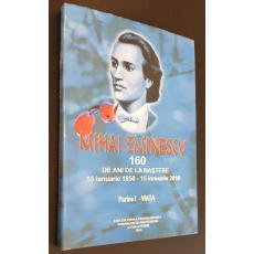 Mihai Eminescu  *  160 de ani de la nastere