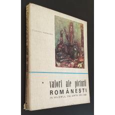 VALORI ALE PICTURII ROMANESTI IN MUZEUL DE ARTA DIN IASI