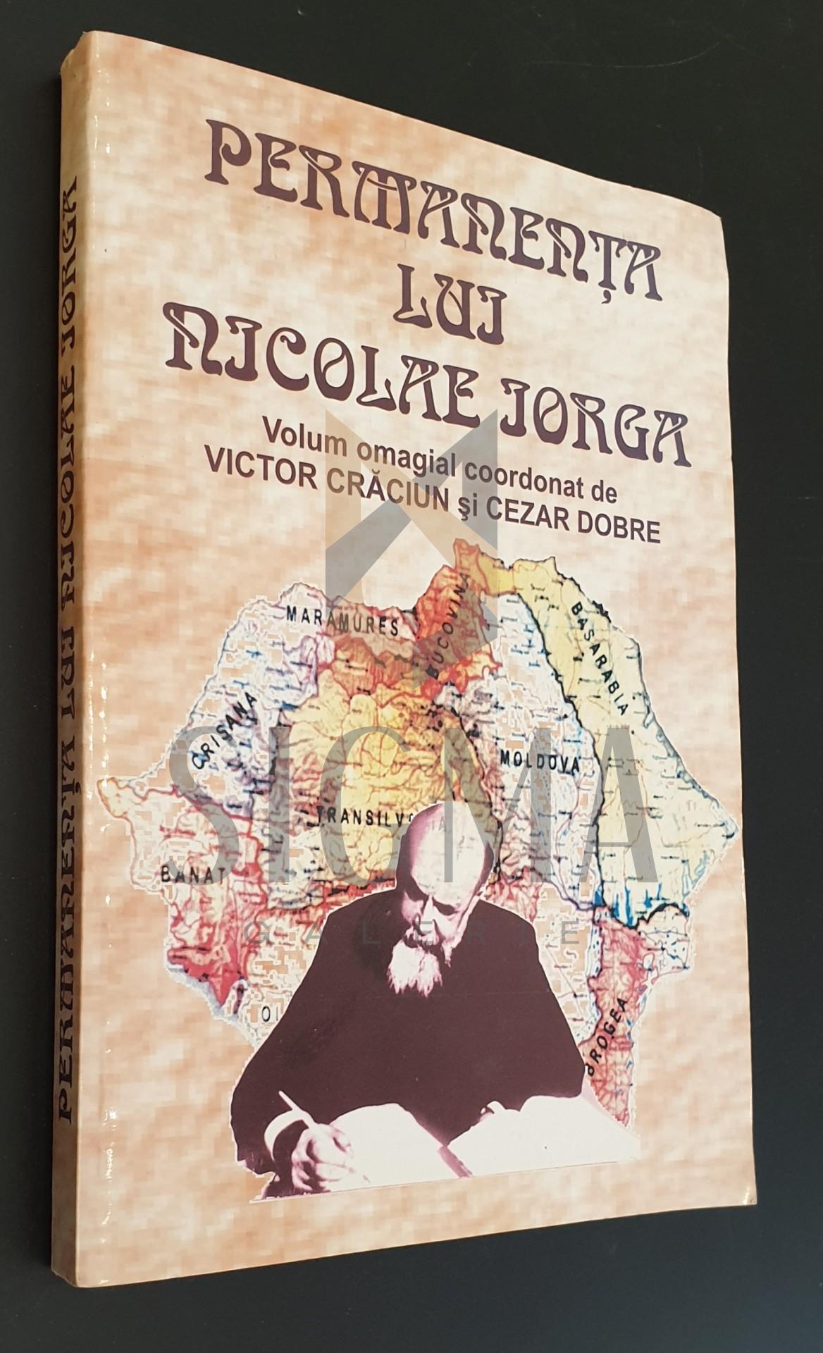PERMANENTA LUI NICOLAE IORGA