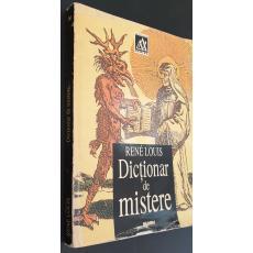 DICTIONAR DE MISTERE