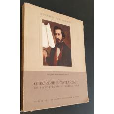 GHEORGHE M. TATTARESCU UN PICTOR ROMAN SI VEACUL SAU