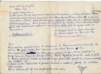 """VICTOR VALERIU MARTINESCU, """" MEREU APROAPE TOTDEAUNA IN NIMENI"""" STIRI -AVANGARDA  , LUI I. PELTZ, MANUSCRIS !"""