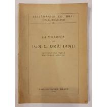 """ASEZAMINTUL CULTURAL """" I. C. BRATIANU """""""