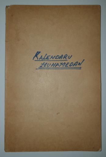 KALENDARU MAHUMEDAN
