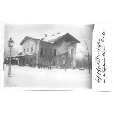 CARTE POSTALA, MUFTIU ( TRAIAN ), BRAILA / GALATI , 1917