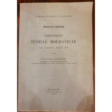 MORON COSTIN ( traducere latina Eugenius Barwinski )