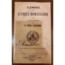 A. TREBONIU LAURIANU