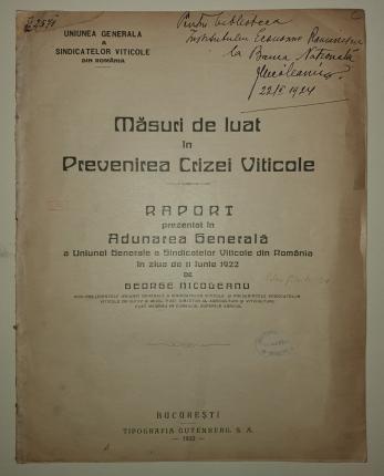 GEORGE NICOLEANU ( dedicatie ! )