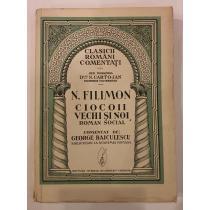 N. FILIMON ( editie critica de George Baiculescu )