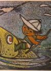 """EUGEN TARU, ILUSTRATIE """" REVISTA ARICI POGONICI """" , 1967"""
