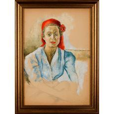 Margareta Wechsler (Medi Dinu), Fata cu nume rusesc, 1936