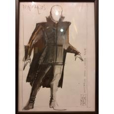 """VIORICA PETROVICI, """" SCHITA PENTRU COSTUM ( DON CARLOS / Friedrch Von Schiller ) """" ,, 2008"""