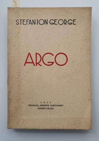 STEFAN ION GEORGE ( dedicatie ! )