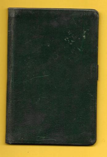 Permis de Conducere pentru Automobile, Prefectura orasului,  Bucuresti, 1946