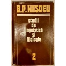 B. P. HASDEU