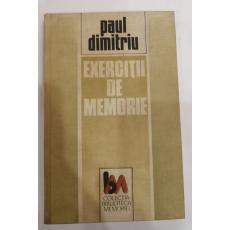 PAUL DIMITRIU