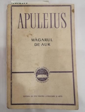 LUCIUS APULEIUS