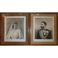 Regele Carol I al Romaniei si Regina Elisabeta, 2 lucrari