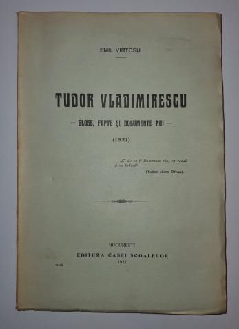 Emil Virtosu ( dedicatie ! )
