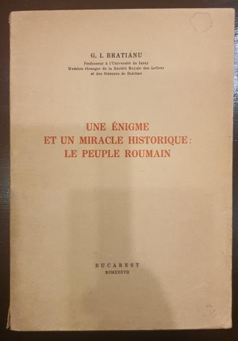 G. I. BRATIANU