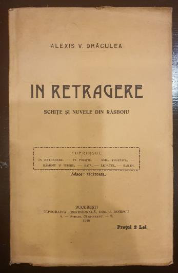 Alexis V. Draculea ( dedicatie ! )