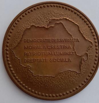 Medalie Iuliu Maniu