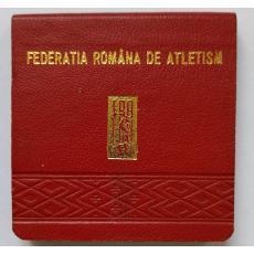 FEDERATIA ROMANA DE ATLETISM - 40 DE ANI S.C. ROMPRIM S.A.(1953-1993)