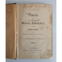 Mihai Eminescu ( editie ingrijita de Titu Maiorescu )