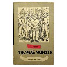 Oameni de seama:Thomas Munzer