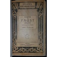 Faust traducere Ion Gorun, 1925
