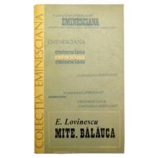 Mite.BalaugaColectia eminesciana