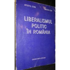 Liberalismul politic in Romania de la origini pana la 1918