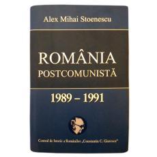 Romania post comunista