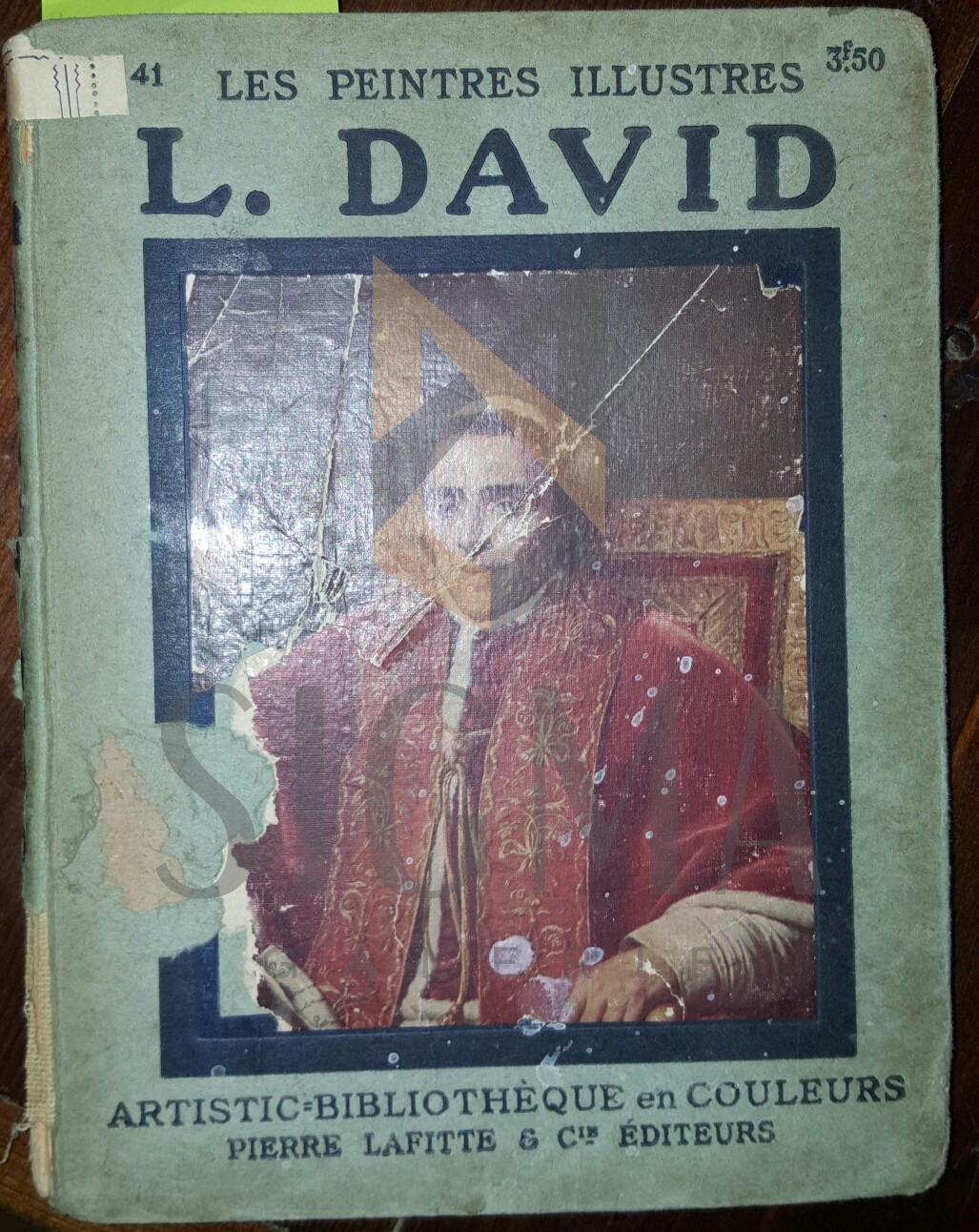 Louis  David 1748-1825