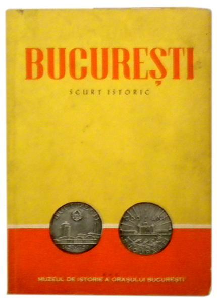 Bucuresti scurt istoric